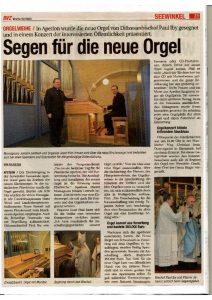 thumbnail of BVZ_Segen_fuer_die_neue_Orgel_2009