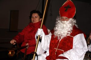 Nikolaus beim Reiterhof Sonja