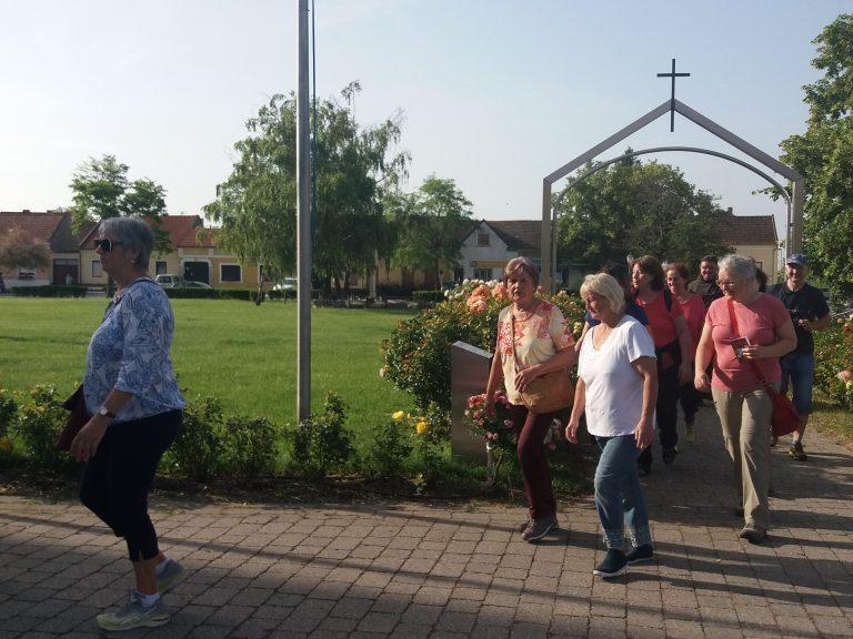 Fuszwallfahrt nach Frauenkirchen
