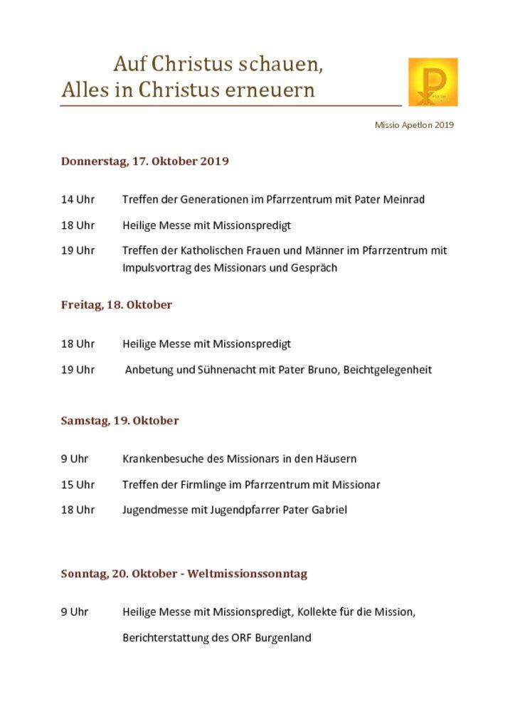thumbnail of Volksmission 2019 17-20 Oktober