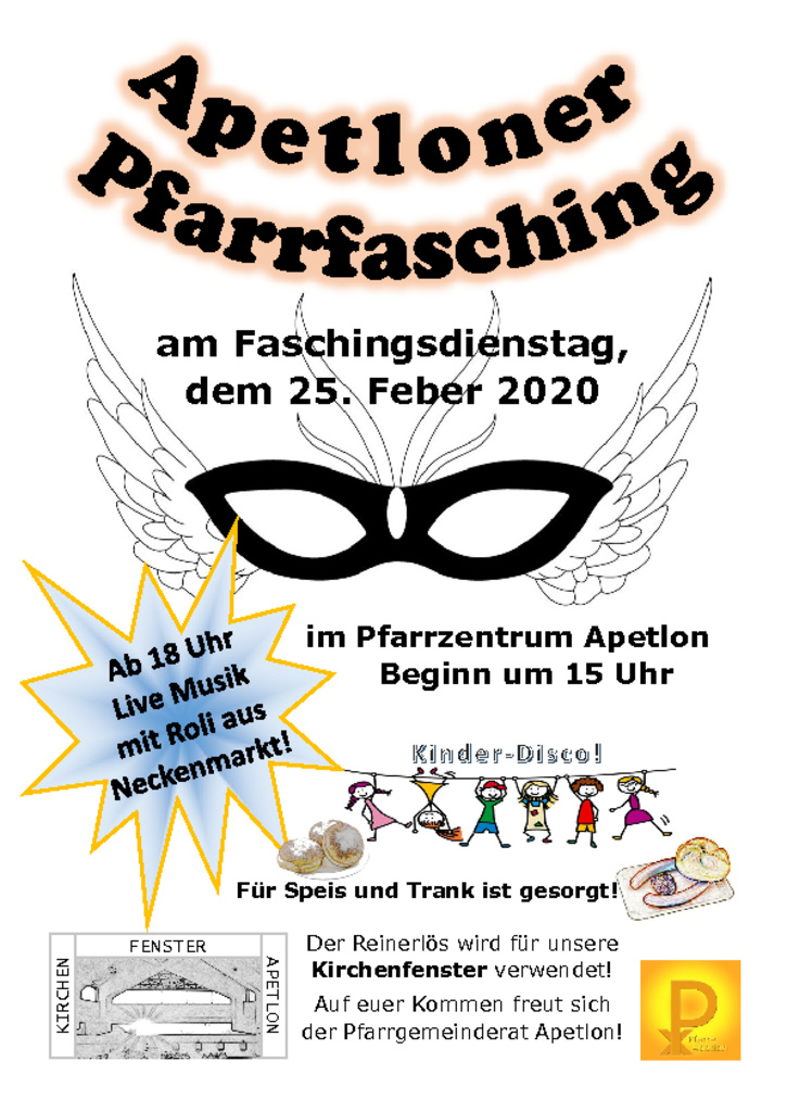 thumbnail of Plakat_Pfarrfasching_2020_web
