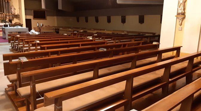 Willkommen in der Heiligen Messe